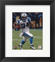Framed Deangelo Williams 2010 Action