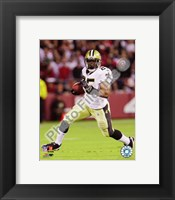 Framed Reggie Bush 2010 Action