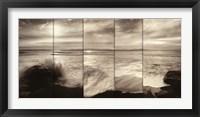 Framed Tides and Waves