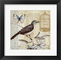 Freedom I Framed Print