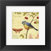 Garden Passion IV Framed Print