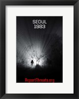 Battle: Los Angeles - Seoul 1983 Framed Print