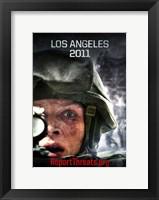 Battle: Los Angeles 2011 Framed Print