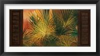 Framed Palmetto