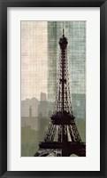 Eiffel Tower II Framed Print