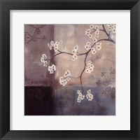 Spa Blossom I Framed Print