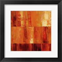 Color Story II Framed Print