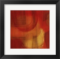 Discovering I detail Framed Print