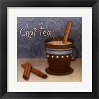 Chai Tea Framed Print