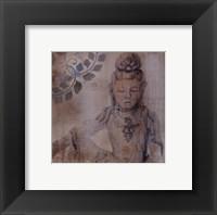 Inner Peace II Framed Print