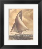 Sunny Breezes Framed Print