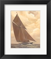 Framed Smooth Sailing