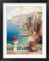 Framed Mediterranean Sunlight