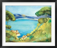 Framed Colors of Saint Tropez