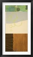Eclectic Rhythms II Framed Print
