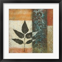 Greenwood Patina II Framed Print