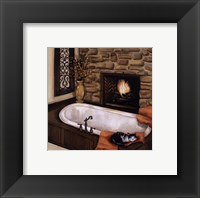 Framed Fireplace Escape I