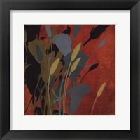 Urban Meadow I Framed Print
