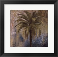 Spring Palm I Framed Print