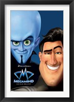 Framed Megamind