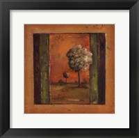 Lonely Trees I Framed Print