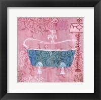Framed Decorative Tub