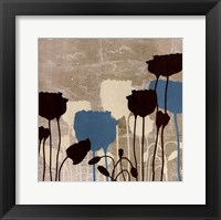 Floral Simplicity III Framed Print