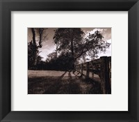 Framed Fence I