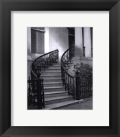 Savannah Stairs I Framed Print