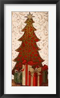 Christmas Tree II Framed Print