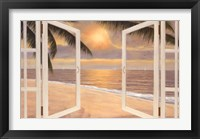 Step Into A Dream Framed Print