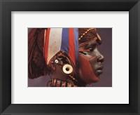 Framed Kenya