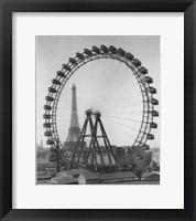 Framed Big Wheel