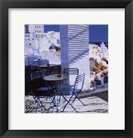 Framed Cafe Cordina