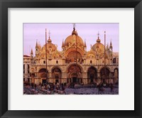 Framed St Marks Cathedral