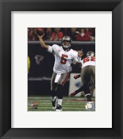 Framed Josh Freeman 2010 Action