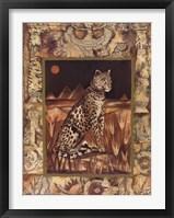 Framed Egyptian Splendor I
