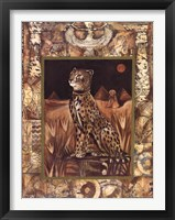 Framed Egyptian Splendor II