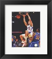 Framed Blake Griffin 2010-11 Action