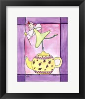 Framed I Am A Little Teapot
