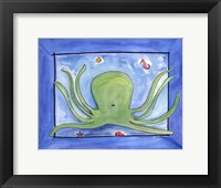 Framed Octopus