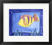 Framed Two Fish