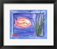 Framed One Fish