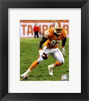 Framed Kellen Winslow Jr. 2010 Action