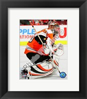 Framed Sergei Bobrovsky 2010-011 Action