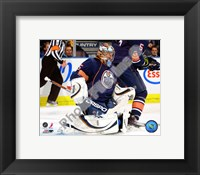 Framed Nikolai Khabibulin 2010-011 Action