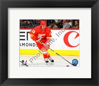 Framed Olli Jokinen 2010-011 Action