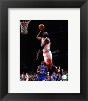 Framed Michael Jordan 1994-95 in Action
