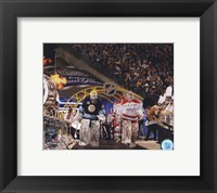 Semyon Varlamov & Marc-Andre Fleury 2011 NHL Winter Classic Action Framed Print