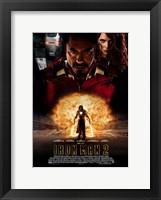 Framed Iron Man 2